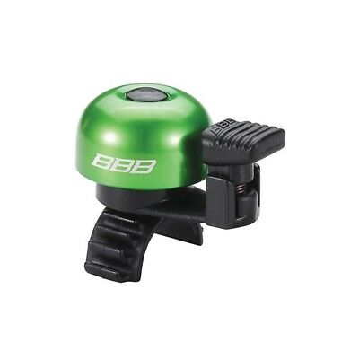 Timbre bicicleta BBB Easyfit Verde BBB-12 Bicycle bell