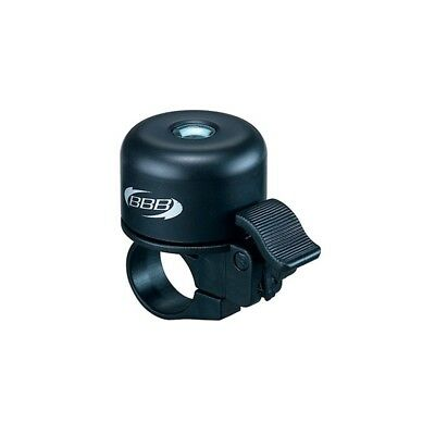 Timbre bicicleta BBB Loud & Clear Negro BBB-11 Bicycle Bell