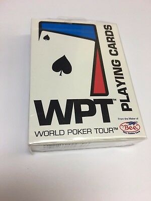 WPT World Poker Tour Deck playing cards