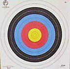Archery target Faces 80 cm x 25 fita approvato