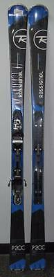 NEW Rossignol Pursuit 200 Carbon Downhill Skis w/ Look Xpress 10 Bindings 163cm
