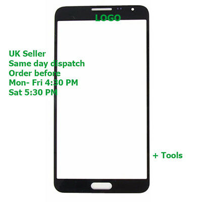 Samsung Galaxy Note 3 Neo LTE SM-N7505 Touch Screen Outer GLASS Note3 4G LTE+