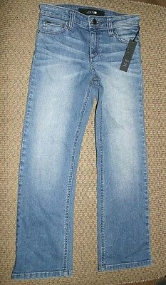 NEW Joes Jeans Everblue Denim Jeans Kids Size 8 (24 X 25) MSRP $59.99 RN 135745