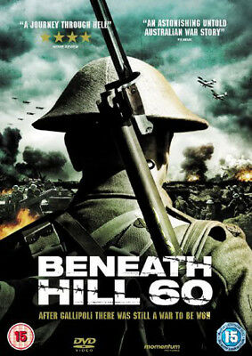 Beneath Hill 60 NEW PAL Cult DVD Jeremy Sims B. Cowell