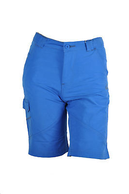 McKinley Kinder Bermuda Uwapo Blue Royal Shorts Intersport Outdoor Freizeit