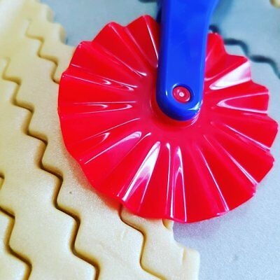 Pizza Cutter Tools for Playdough or Clay