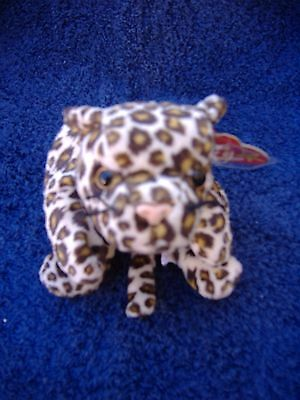 Beanie Babies Freckles w/Tags 1996, 3-5 Years, Boys & Girls