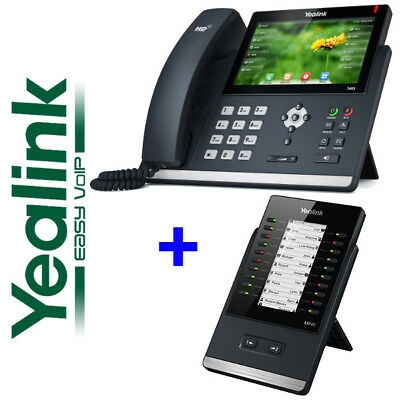 Yealink EXP40 New In Box FREE Priority Shipping