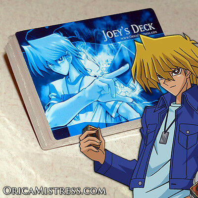 Yu-Gi-Oh! Custom Anime Orica - JOEY WHEELER'S DECK - 43 Card Set