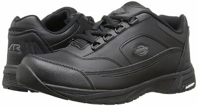 Mens Charge Health Care and Food Service Shoe, Black, 13 M US Dickies