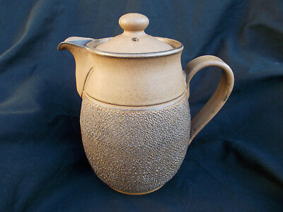 Denby COTSWOLD  Coffee Pot. Capacity 2 pints.