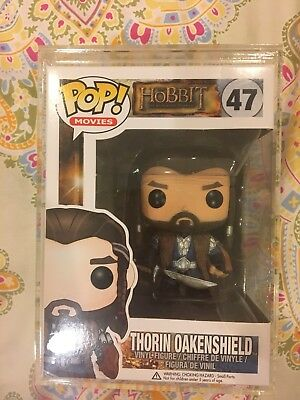 The Hobbit Thorin Oakenshield Funko Pop Vinyl