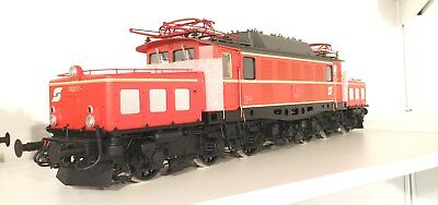 1 Gauge at Electric Locomotive Crocodile E94 Different Variants Sound for KM1