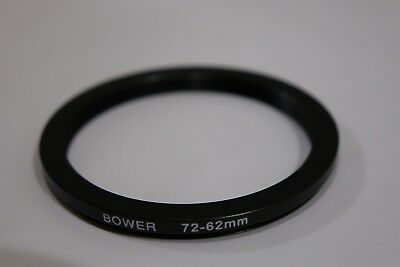 Bower 72-62mm Step-Down Adapter Ring (pt.203)