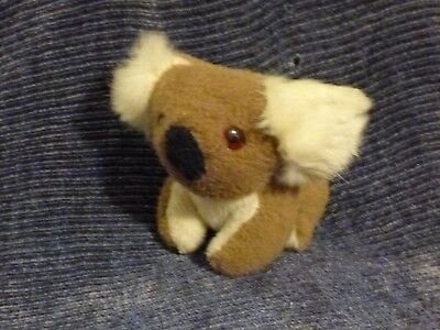 Vintage Stuffed Koala Bear - Cute!