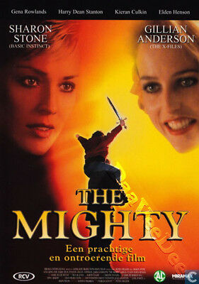 The Mighty NEW PAL Arthouse DVD S. Stone G. Anderson