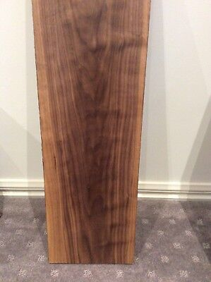 American Black Walnut. Luthier, Craft. Timber. Slab. #1