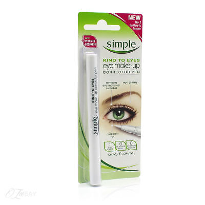 Simple Kind to Eyes Eye Make Up Corrector Pen LOW PRICE & FREE POSTAGE
