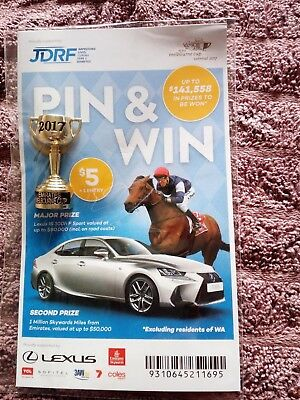 Melbourne Cup Pin 2017 WINX Black Caviar Melbourne Cup Pin and Win 2017 Derby