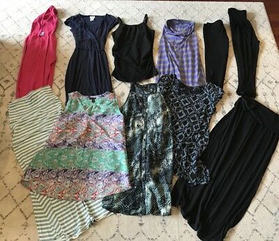 Xs - Small Maternity Clothes Lot