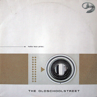 Heiko Laux – The Oldschoolstreet - Johannes Heil - Anthony Rother - i220 - RARE