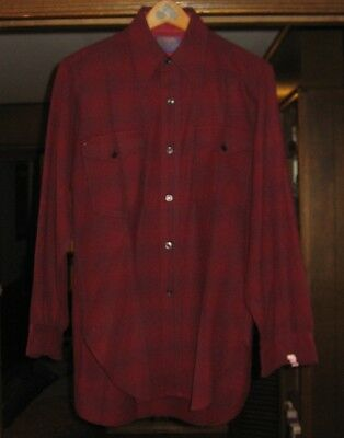 Men's Pendleton Shirt, Size 14 12 - 32!!