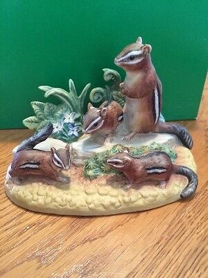 Royal Windsor Eastern Chipmunk 1984 Southern Forest Families Collection Wildlife