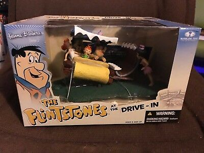 McFarlane Flintstones At The Drive-In /New and Unopened