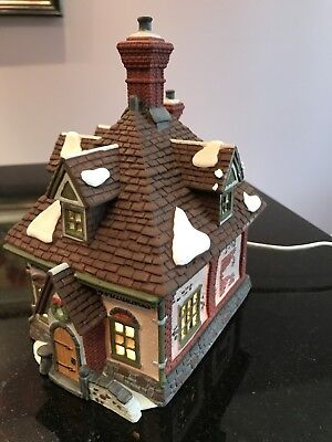 """HERITAGE COLLECTION DEPT 56 DICKENS VILLAGE"""" WM Wheatcakes And Pudding"""""""