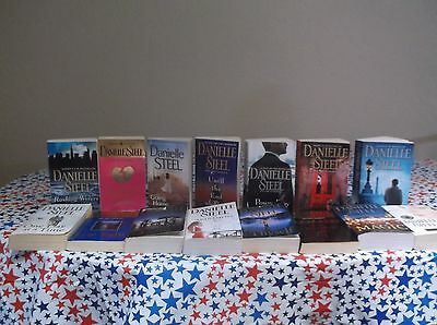 NICE Lot of 15 Danielle Steel Books Paperbacks Excellent Condition