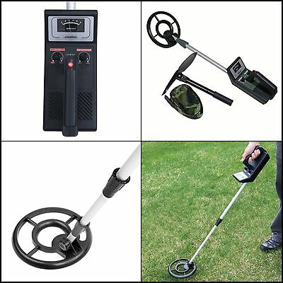 Treasure Hunter Metal Detector Kit Waterproof Coil Deep Sensitive Gold Search