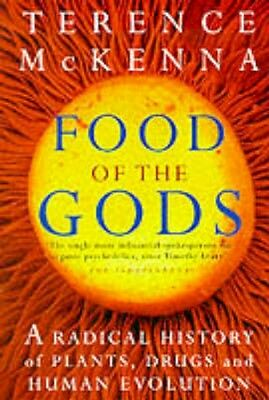 NEW Food Of The Gods by Terence Mckenna BOOK (Paperback) Free P&H