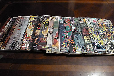 Shade the Changing Man Lot of 26 DC Comics 1990 to 1996 NICE!!!