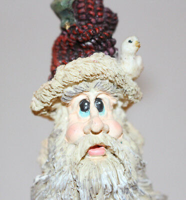 "Boyds Bears Folkstone""Nicholal With Tree"" #2800-1994- Retired"