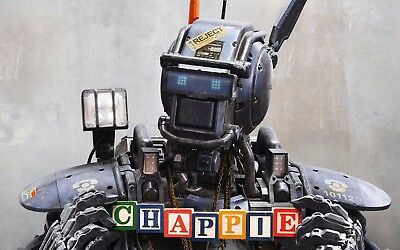 Chappie Poster Length :800 mm Height: 500 mm SKU: 11350