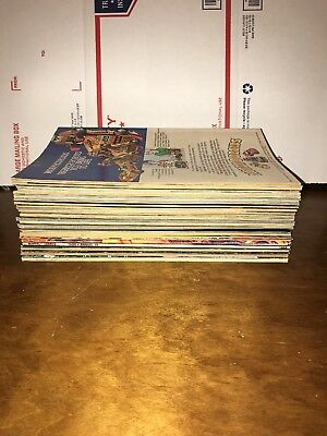 50 Marvel and DC Comics Vintage Comic Book Collection