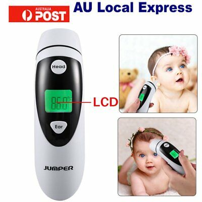 Digital Baby Kid Adult Body Non-contact IR Infrared Temperature Thermometer I5