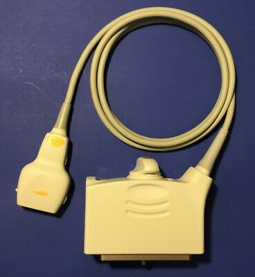 Toshiba linear Array Transducer Ultrasound Probe PLT-604AT