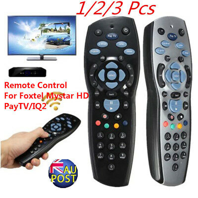 1/2/3 Remote Control Controller Replacement Device For Foxtel Mystar HD PayTV MN