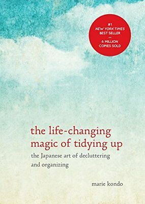 The Life-Changing Magic of Tidying Up by  Marie Kondo E-books (Fast Shipping)
