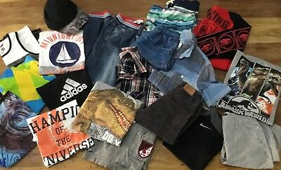 Boys Sz 10 Clothing - Nike Adidas