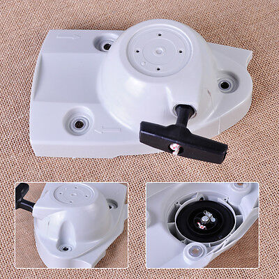 Plastic Pull Recoil Starter Assembly Fit For Stihl TS410 TS420 42381900301 4238