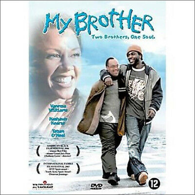 My Brother NEW PAL Arthouse DVD Anthony Lover Vanessa Williams Nashawn Kearse