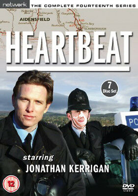 Heartbeat - Entire Series 14 NEW PAL Cult 7-DVD Set Jonathan Kerrigan M. Jordon