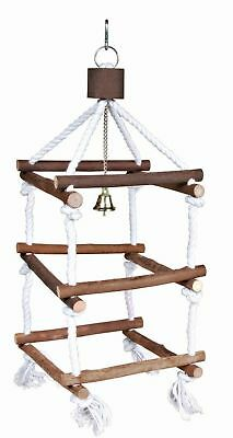 Trixie 5887 Natural Living Tower with Ropes 45 cm