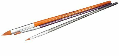 Professional Face Paint Makeup Brush Professional Set 3 Pack of 3