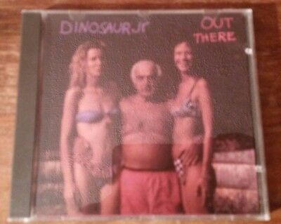 DINOSAUR JR. - Out There - 1993 Complete wth Stickers CD Single - VGC - Free P&P