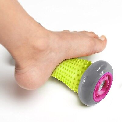Foot Massage Roller - Muscle Roller Stick - Wrists and Forearms Exercise Roll...