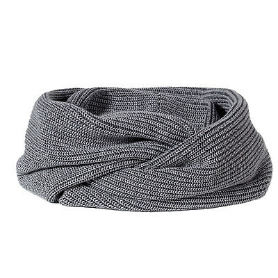 Loman CHOOSE JUNGEN Schal Loop Winterschal Strickschal Halstuch