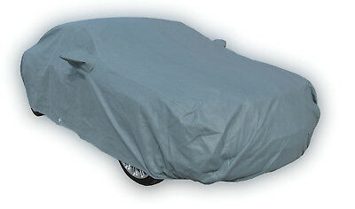 Fiat 500 Abarth Hatchback Tailored Diamond Outdoor Car Cover 2009 Onwards